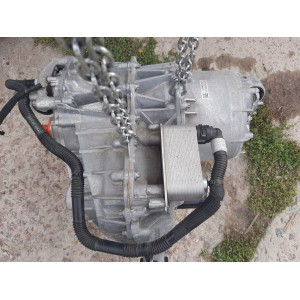 1 Двигатель задний MOSFET в сборе с теплообменником, фильтром и кронштейном 1120980-00-D