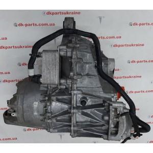 1 Двигатель задний  в сборе с теплообменником, фильтром и кронштейном 1120970-00-D