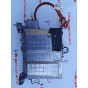 """16 Контроллер передней подвески (пружинной) с косой заземления кабелем """"+""""  1112485-00-А"""