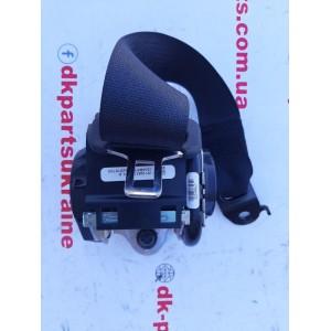 1 Ремень безопасности 2-го ряда (BLK) 1081281-01-E