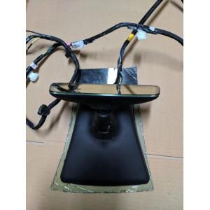 4 Зеркало заднего вида с креплением, камерами и проводкой в сборе 1086328-00-F
