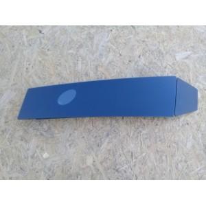 7 Накладка стойки-B наружная правая с камерой и сенсором ключа, стекло 1109255-00