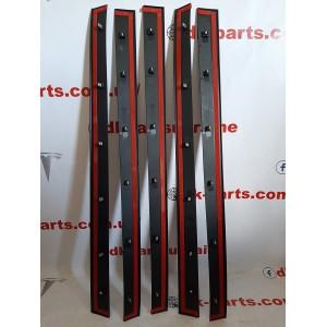 7 Накладка двери передней правой, наружная, нижняя, пластик 1035120-00-D