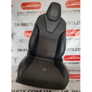 купити 2 Сиденье пассажирское в сборе PUR BLK 9876524-02-A в Україні