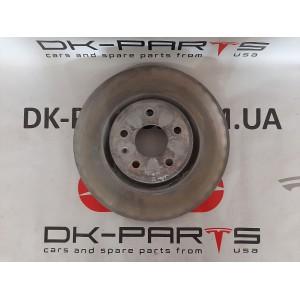 купити 4 Диск тормозной передний 1025099-00-B в Україні