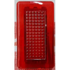 Фонарь подсветки двери передней красный 1007152-00-D для Tesla Model X