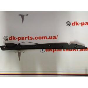 Планка с датчиком прижатия крышки багажника, левая 1036579-00-C для Tesla Model X