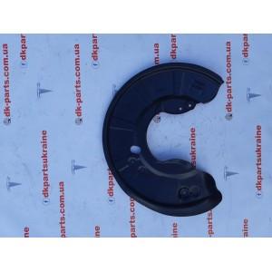 5 Термозащита  тормозного диска передняя левая 1027661-01-B