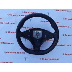 4 Рулевое колесо (кожа) без подогрева и airbag 1005279-00-E