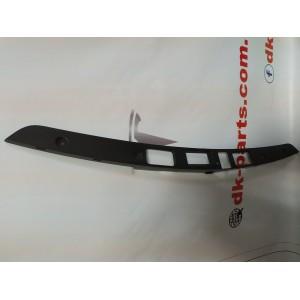 2 Кронштейн молдинга хромированного и подсветки на крышке багажника 1035370-00-E
