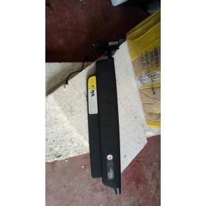 Козырёк солнцезащитный правый чёрный 1048601-52-G