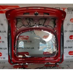7 Крышка багажника (ляда) в сборе, красная 1023722-E0-A
