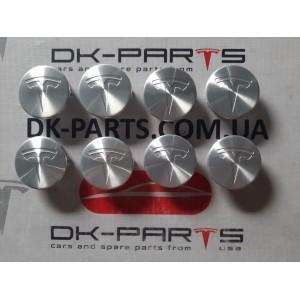4 Колпачок центральный колёсного диска, серебро 6005879-00-A