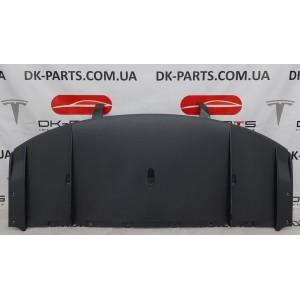 Диффузор бампера заднего нижний новый 1057320-00-B для Tesla Model S після 2016