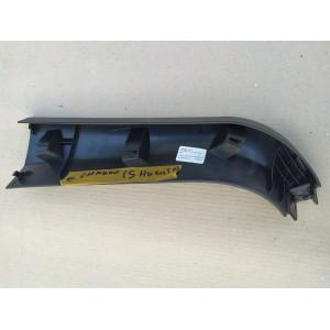 12 Накладка крышки багажника левая 1009252-00-G