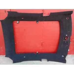 Обшивка потолка салона, чёрная ALCANTARA 1106015-02-B