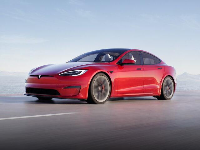 запчастини Tesla model S в Україні