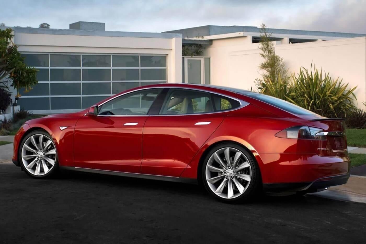 Купить запчасти Tesla Model 3