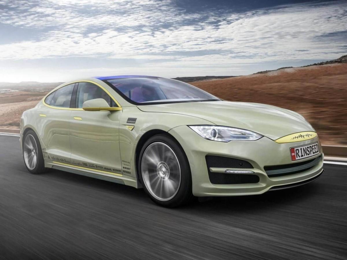 Tesla - заказать электромобиль из США