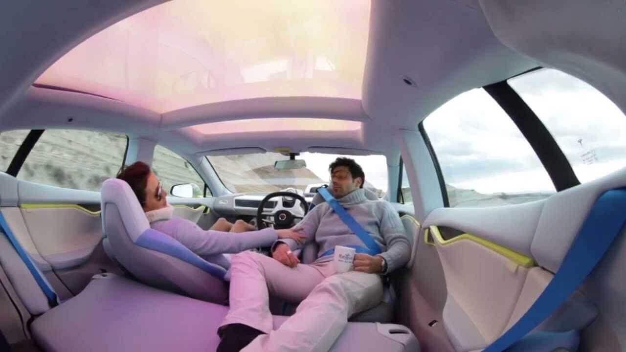 Tesla самый комфортный электромобиль