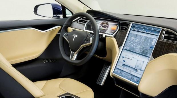 каталог запчастин на Tesla model S
